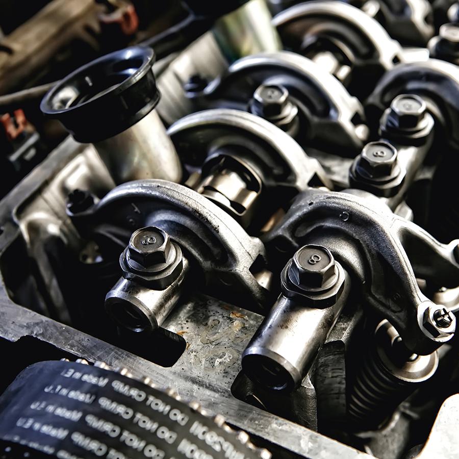 Por que o motor esquenta?
