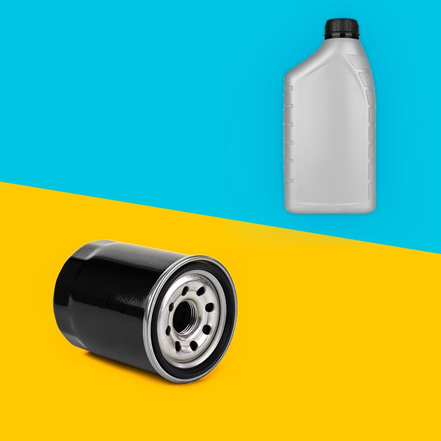 Por que filtro e óleo precisam andar juntos?