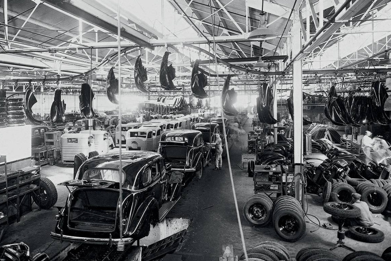 Veja a evolução das linhas de montagem: do rudimentar ao sustentável