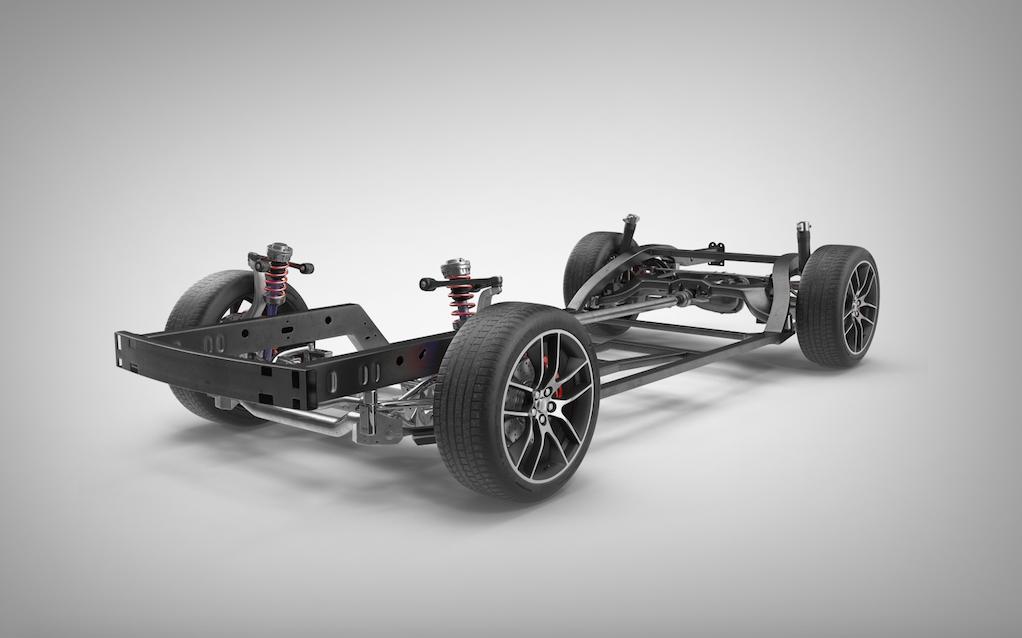 ZF desenvolve chassi inteligente para veículos elétricos autônomos