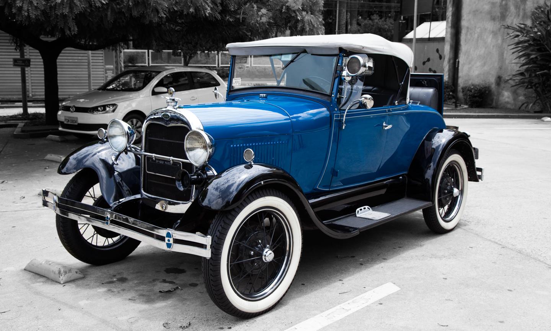 "Baratinha 29, o ""Ford Modelo A"""