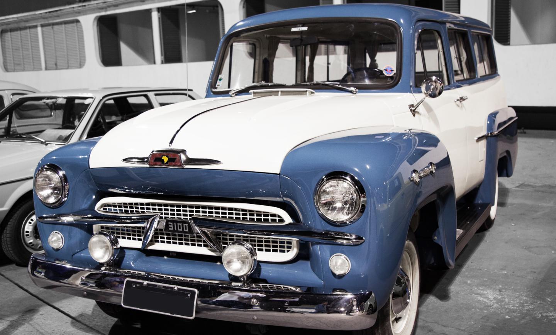 Raridade Nacional: Chevrolet Amazona