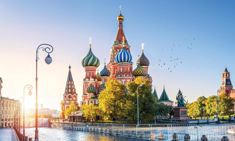 A vida de um balconista russo