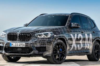BMW X3 M CARRO