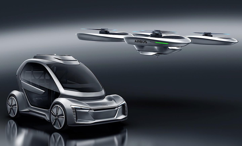 Os carros voadores são uma realidade próxima, segundo especialistas