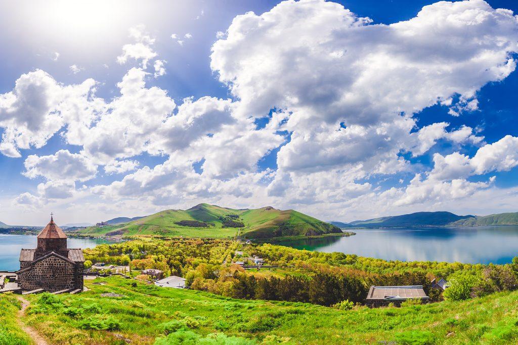 paisagem da armênia